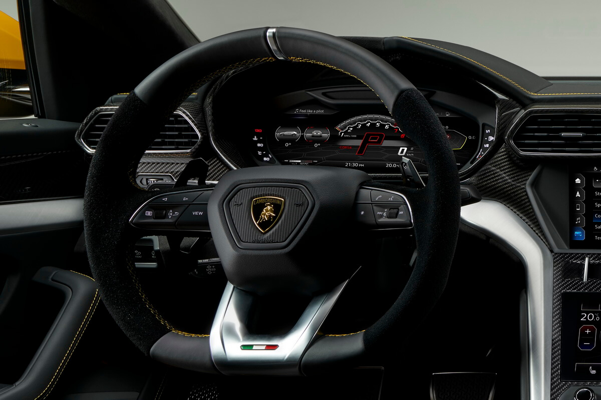 2018 Lamborghini Huracan Performante >> Lamborghini Urus: Super Sport – Asphalte.ch