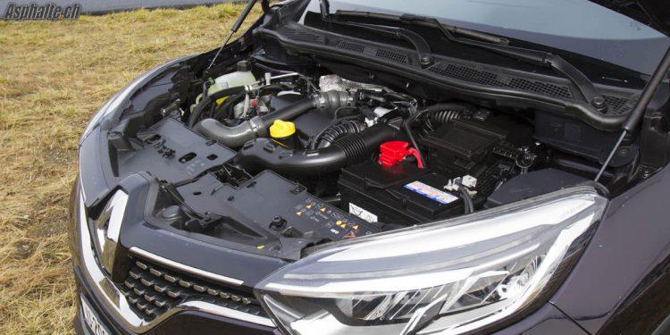 Essai Renault Captur moteur