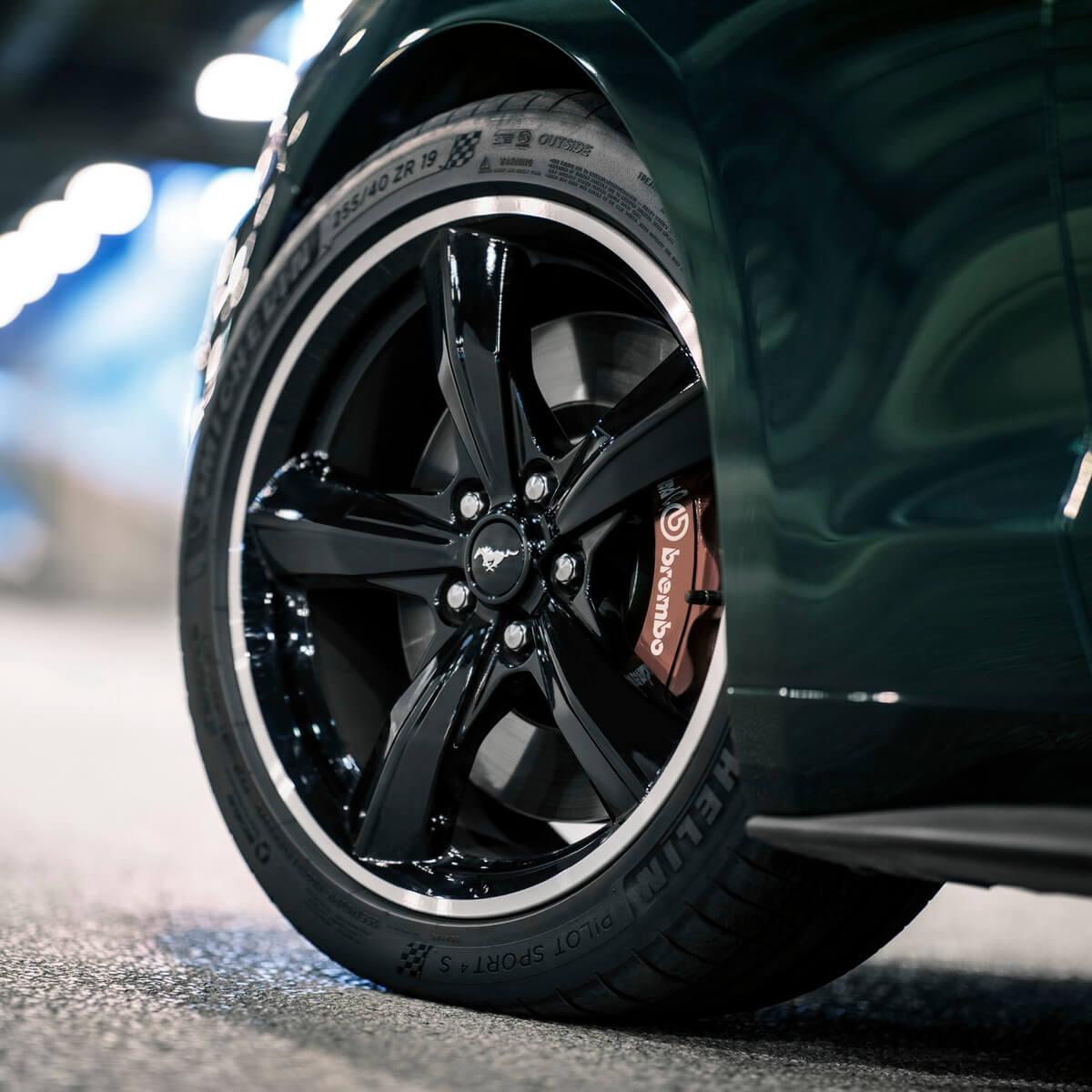 Ford Mustang Bullitt 2019 jante freins