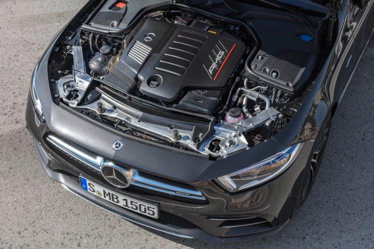 Mercedes-AMG CLS 53 moteur