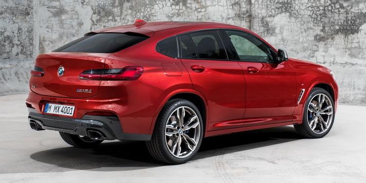 BMW X4 G02 2018