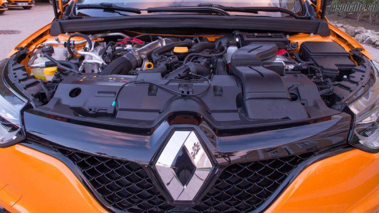 Renault Megane 4 RS moteur