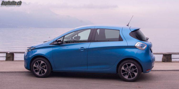 Essai Renault Zoe ZE 40