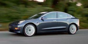 Tesla: résultats 2017