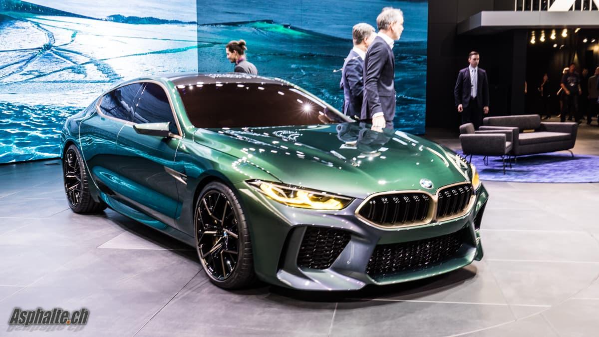Genève 2018: BMW Concept M8 Gran Coupé – Page 2 – Asphalte.ch