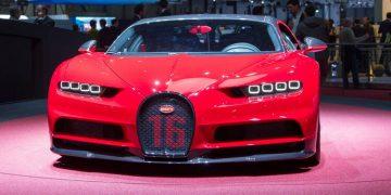 Genève 2018 Bugatti Chiron Sport