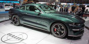 Genève 2018 Ford Mustang Bullitt 2018