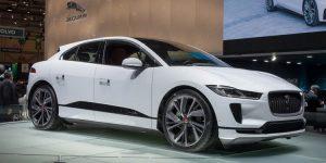 Genève 2018: Jaguar-i-Pace