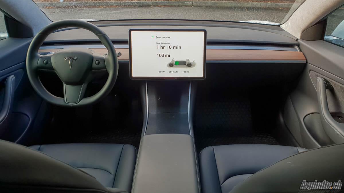 Road Test Tesla Model 3 – Page 7 – Auto News: Asphalte.ch