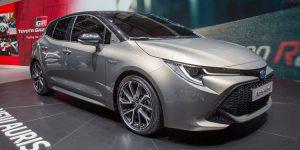 Genève 2018 Toyota Auris III