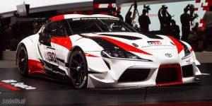 Genève 2018: Toyota Supra GR Concept