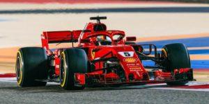 F1 GP de Bahrein 2018