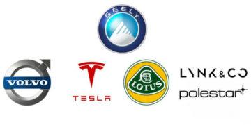 Geely OPA sur Tesla