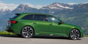 Essai Audi RS4 Avant B9