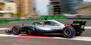 GP F1 Bakou 2018