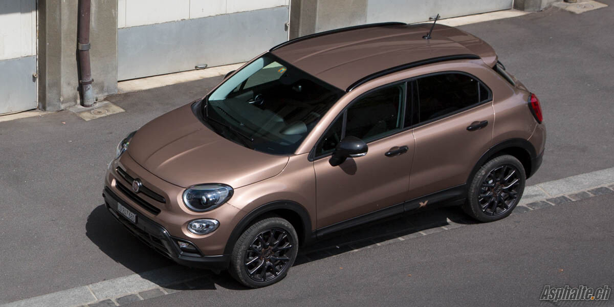 essai fiat 500x multiair jouet tout terrain. Black Bedroom Furniture Sets. Home Design Ideas