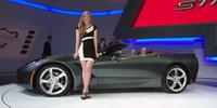 Corvette C7 Stingray Cabriolet