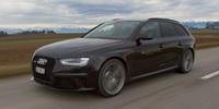 Au volant: Audi RS4 Avant (B8)