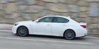 Essai Lexus GS450h