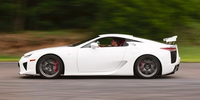 Essai Lexus LFA
