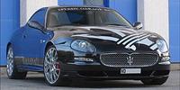 Essai Maserati Gransport
