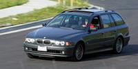 Essai BMW 540i Touring