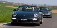 Essai Porsche 911 Black Edition Cabriolet