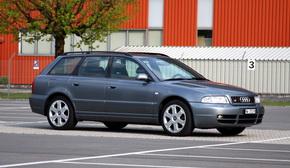 Essai Longue Durée Audi S4 Avant B5