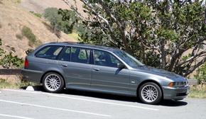 Essai longue durée BMW 540i Touring
