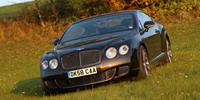 Essai Bentley Continental GT Speed mk1