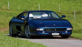 Essai longue durée Ferrari 355 GTS F1
