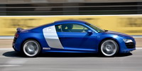 Essai Audi R8 V10