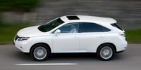 Essai Lexus RX450h