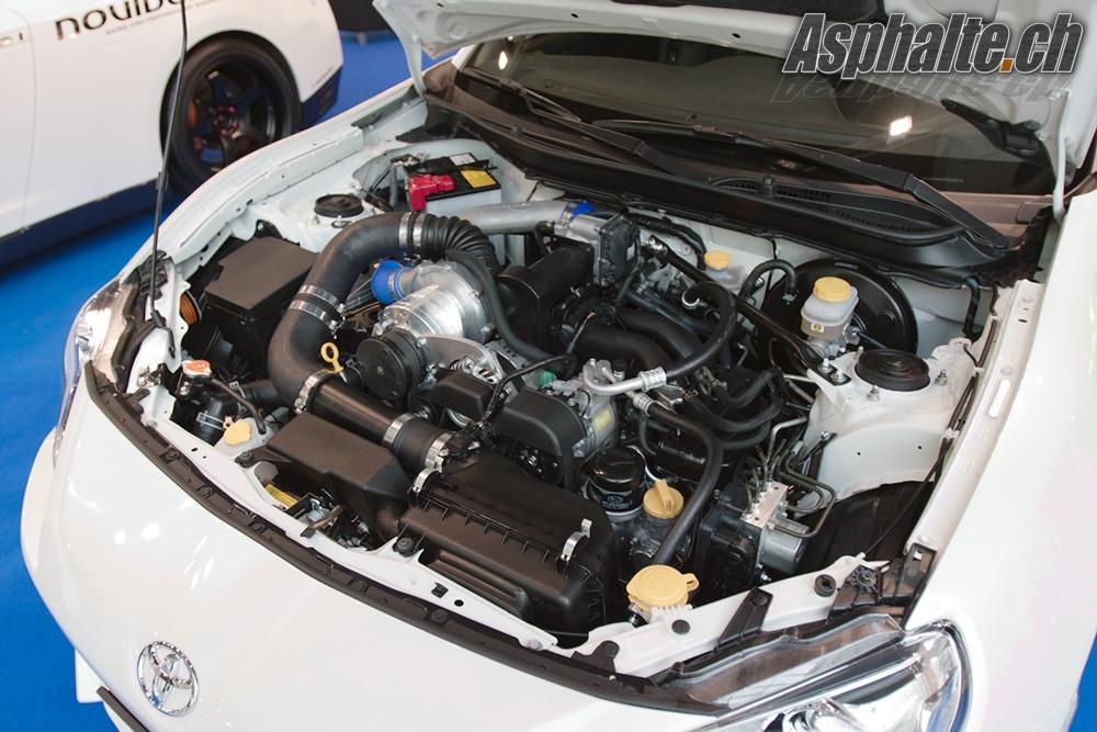 Toyota GT86 : avec un compresseur ?  actualité automobile  Motorlegend