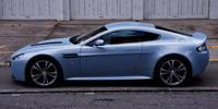 Contact Aston Martin Vantage V12