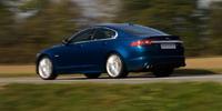 Essai Jaguar XFR
