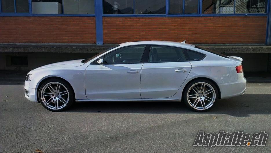 Audi forum s5 sportback