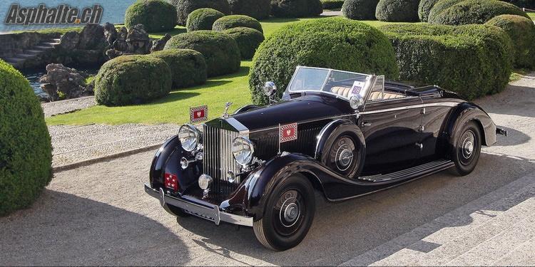 Rolls Royce Phantom IV
