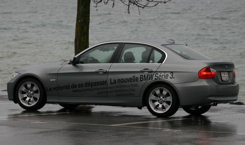 Essai BMW 325i E90 - la rescapée