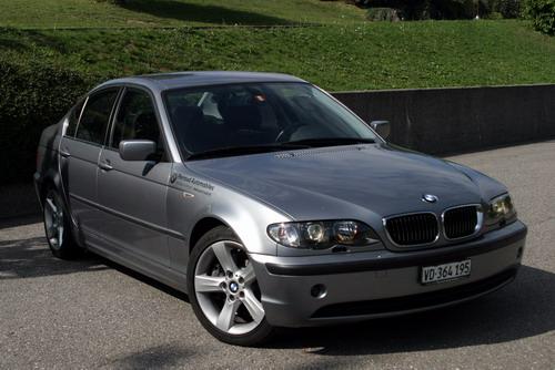 Essai BMW 330d E46