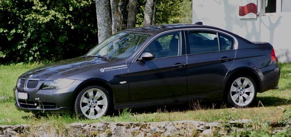 Essai BMW 330d E90