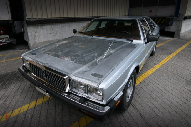 Essai Maserati Quattroporte mk3