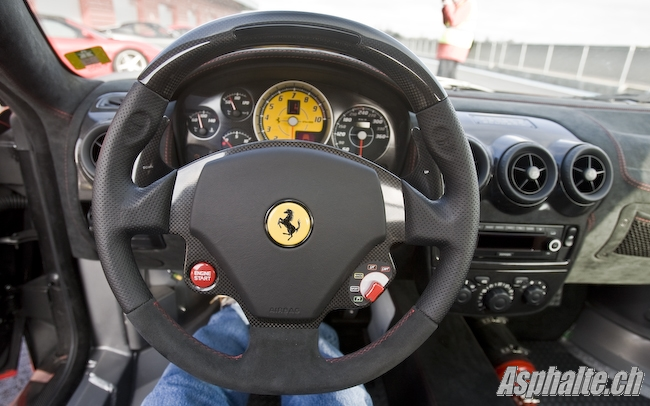 Ferrari 430 Scuderia - Volant