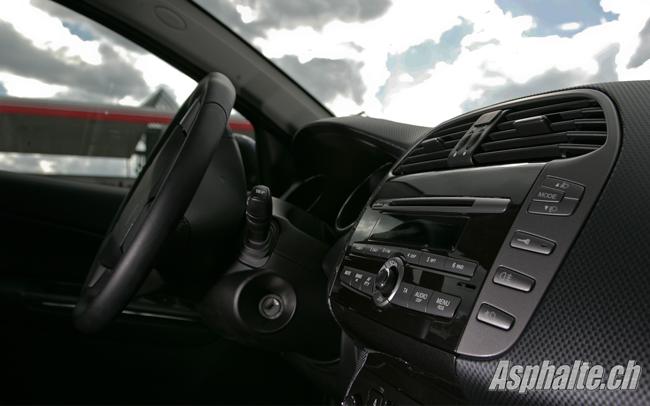 Essai Fiat Bravo intérieur