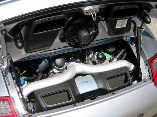 Essai Porsche 997 Turbo