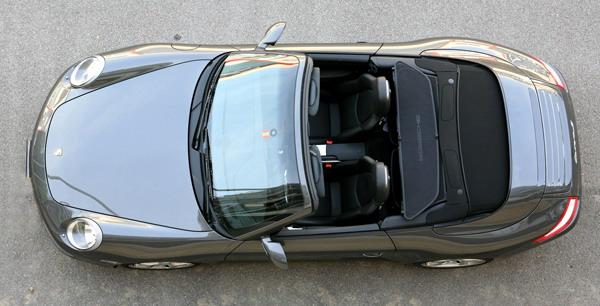 Essai Porsche 997 Carrera S Cabriolet