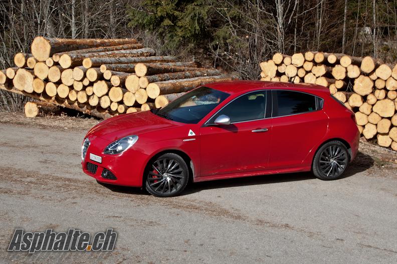 Alfa Romeo Giulietta Quadrifoglio Verde S3 Killer ?