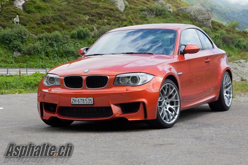 Essai BMW 1M