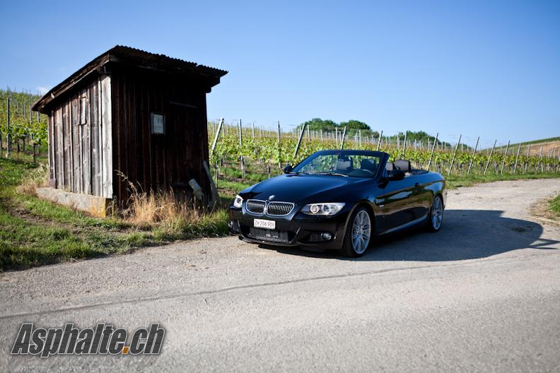Essai BMW 335i Cabriolet (E93)