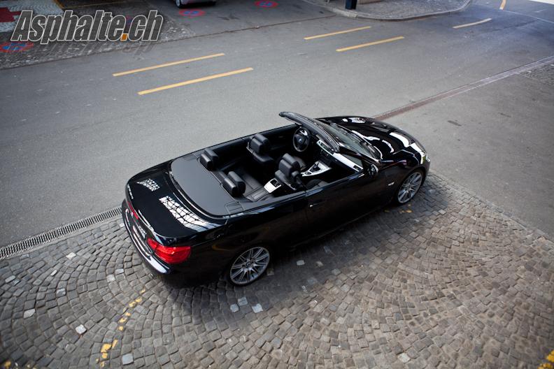 Essai BMW 335i Cabriolet E93